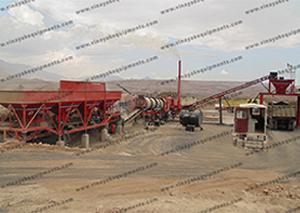 Manufacturer and Supplier of Asphalt Drum Mix Plant