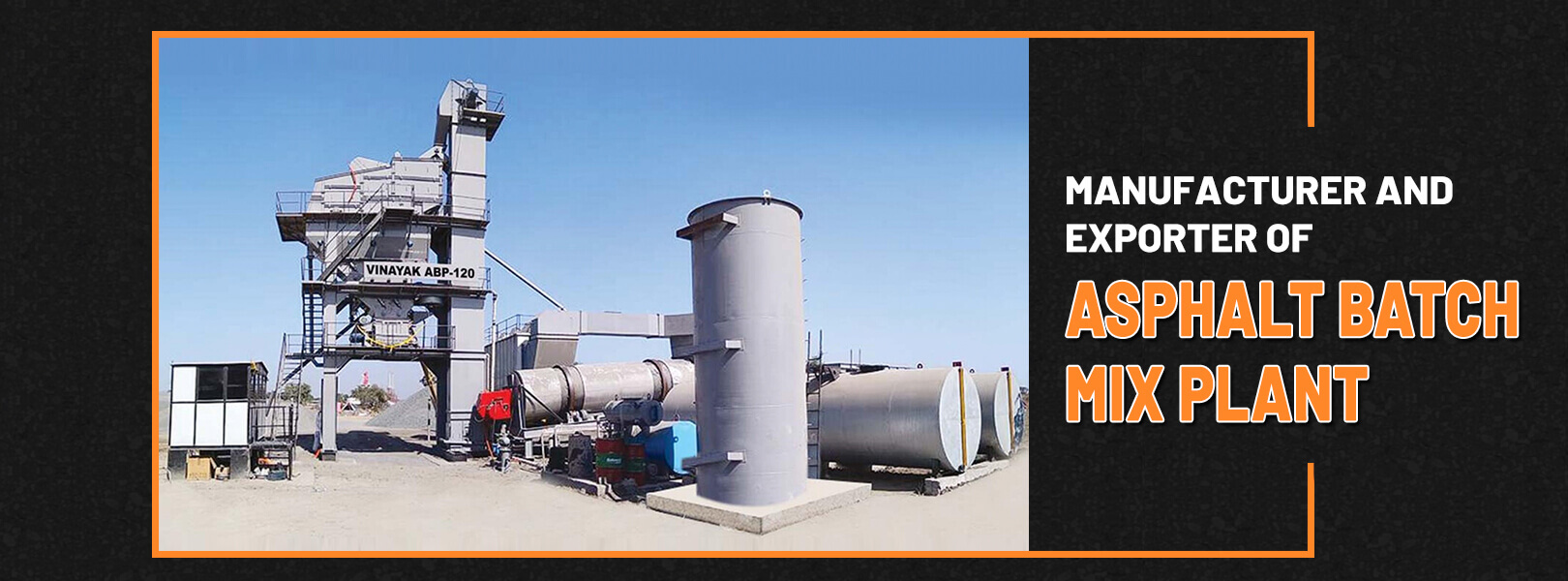 Asphalt Batch Mix Plant – Kenya, Kenya, Nigeria, South Africa